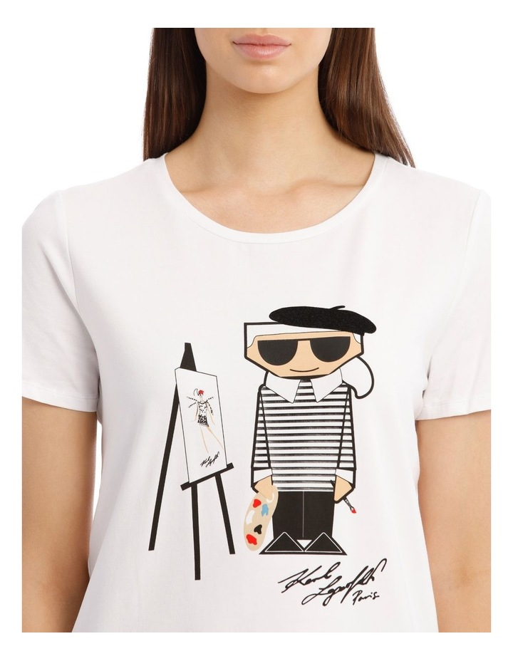 Picasso Karl T-Shirt image 4