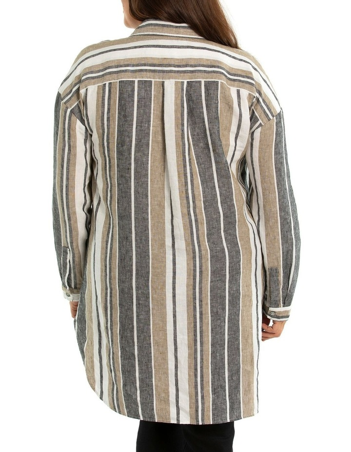 Stripe Linen Shirt image 2
