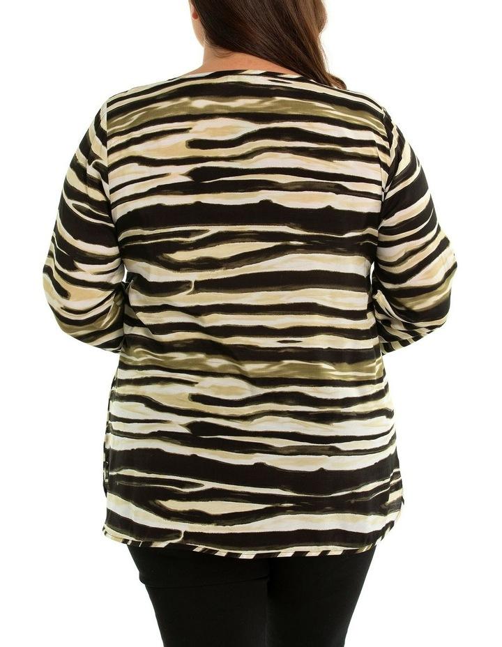 Zebra Print Shirt image 2