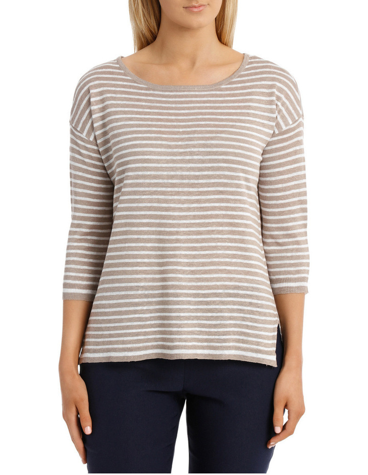 Stripe Pullover image 1