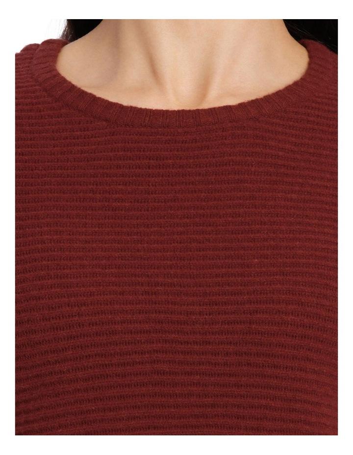 Box Horizontal Rib Pullover image 4