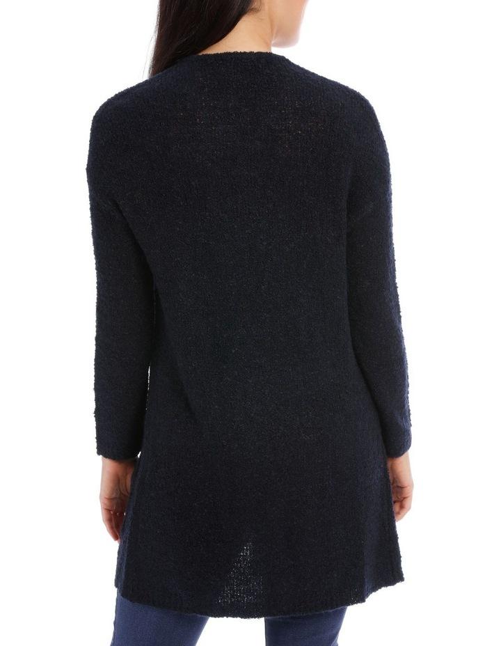 Long Sleeve Boucle Cardi image 3