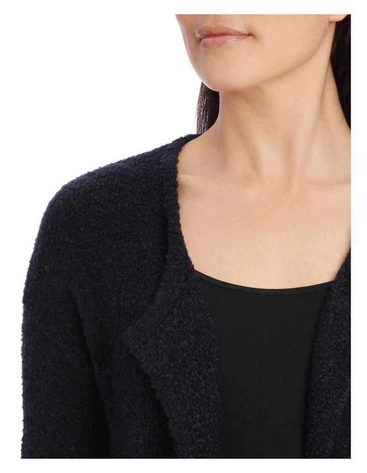 Long Sleeve Boucle Cardi image 4