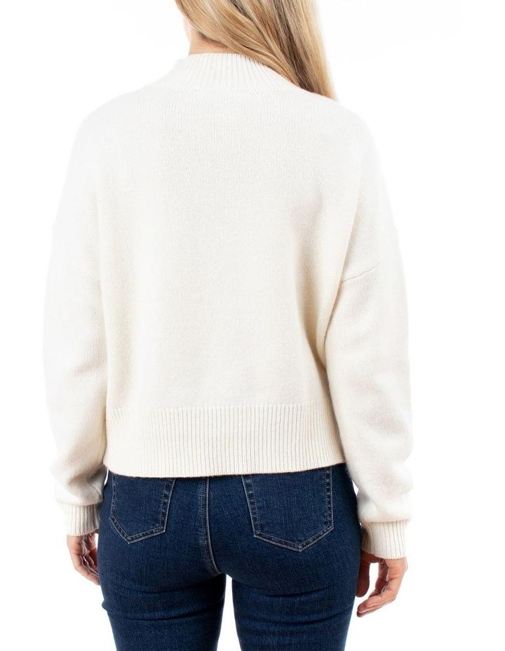Long Sleeve Multi Bobble Pullover image 3
