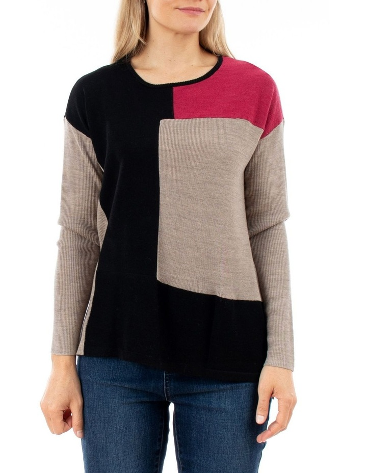 Intarsia Pullover image 1
