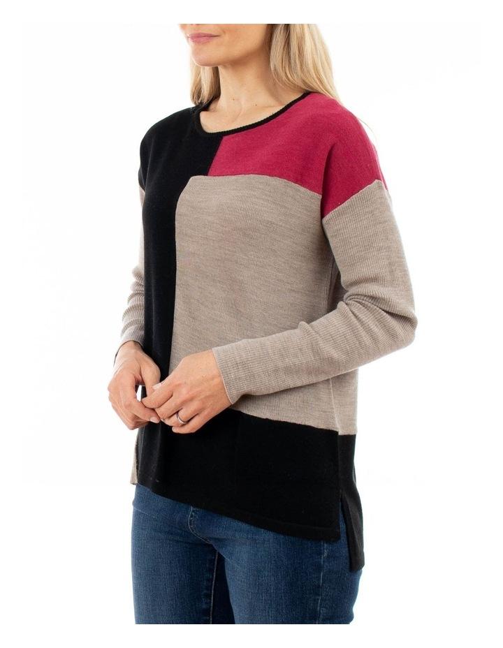 Intarsia Pullover image 2