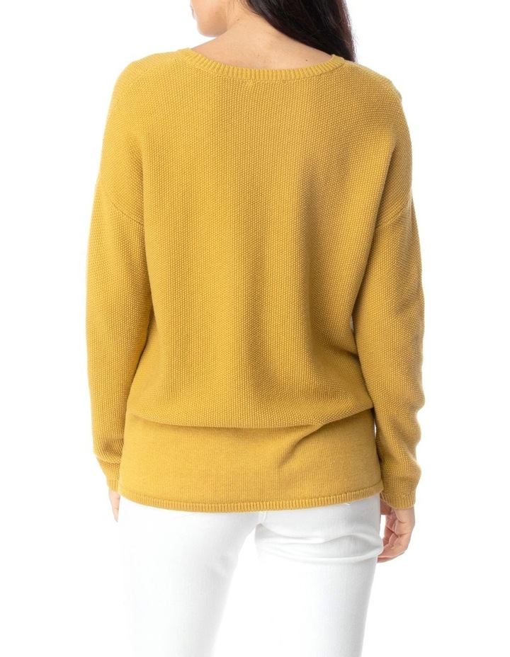 Long Sleeve Loop Stitch Pullover image 4