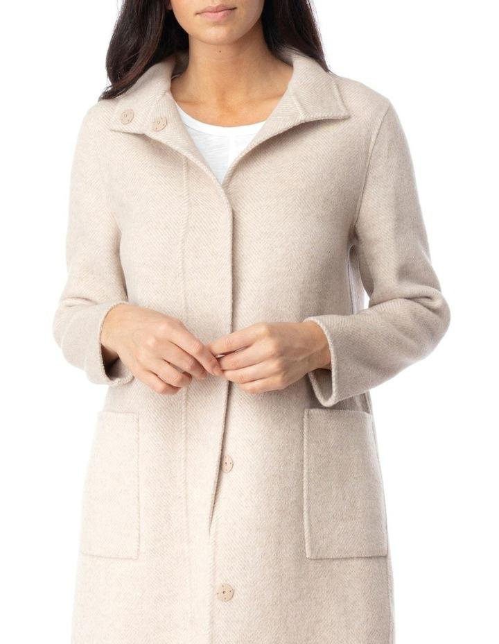 Herringbone Coat image 2