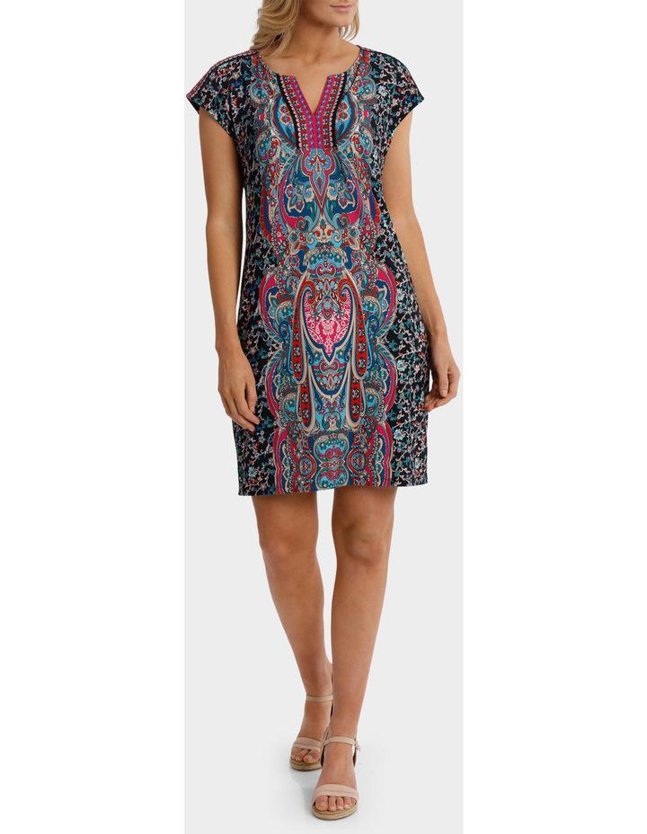 Secret Garden Jersey Dress image 1