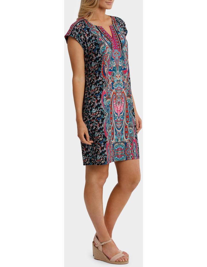 Secret Garden Jersey Dress image 2