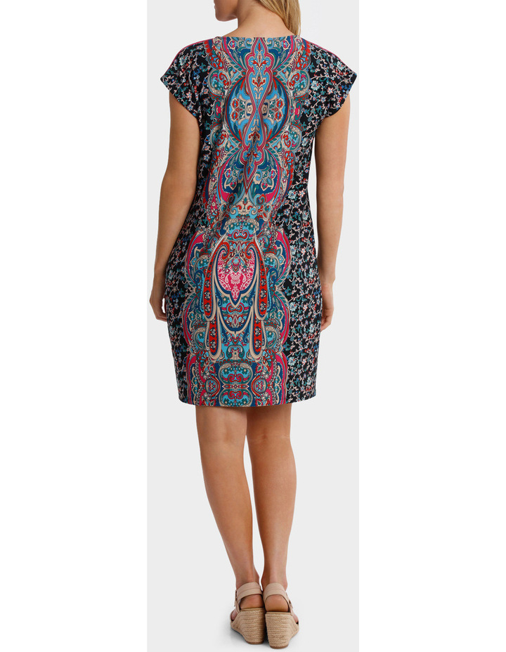 Secret Garden Jersey Dress image 3