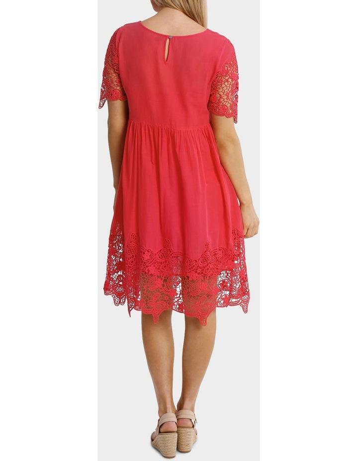 Short sleeve Lace Dress image 3