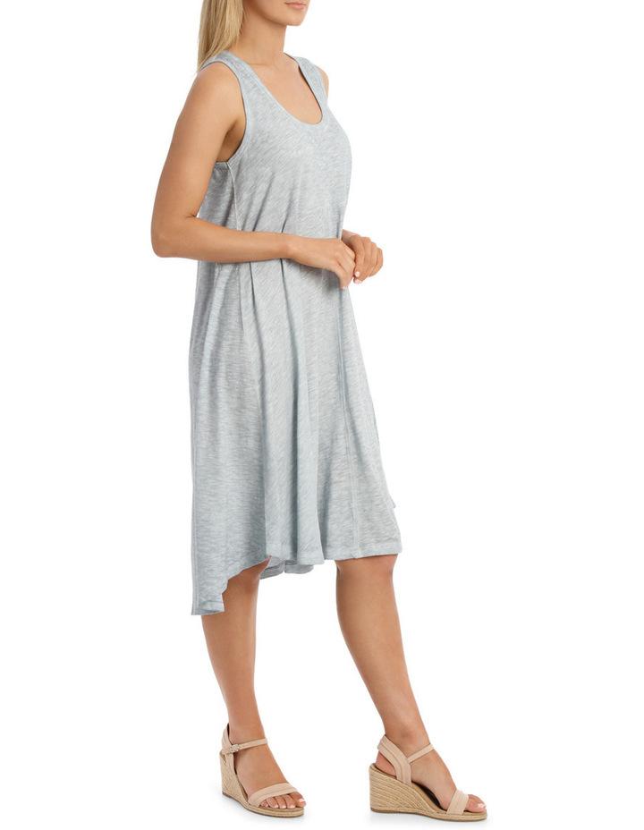 Seam Detail Swing Dress image 2