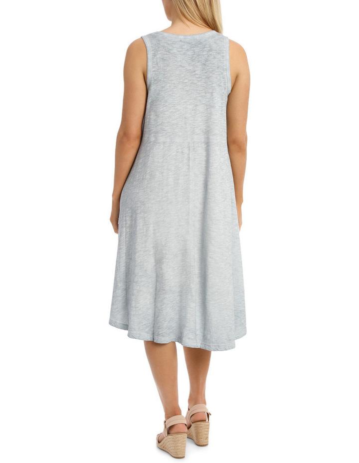 Seam Detail Swing Dress image 3