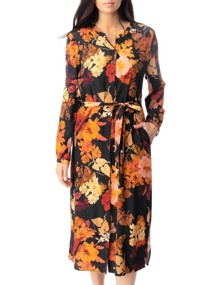 Rustic Floral Dress image 1