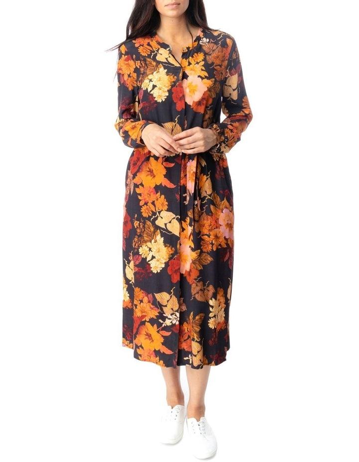 Rustic Floral Dress image 2