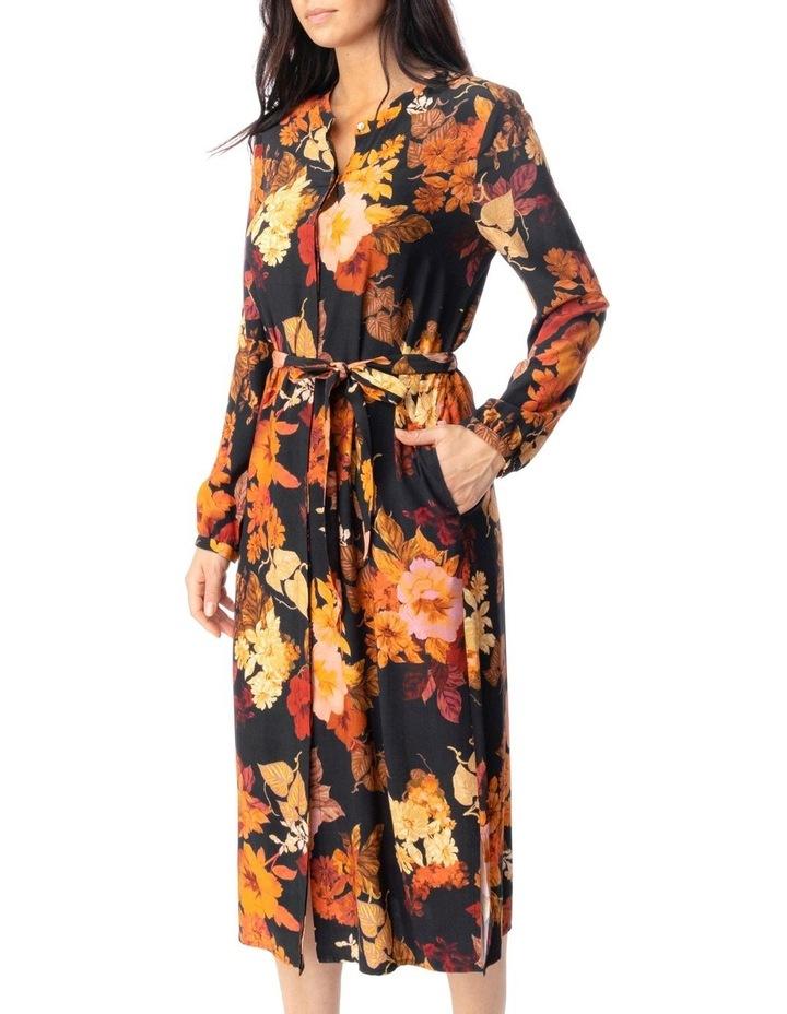 Rustic Floral Dress image 3