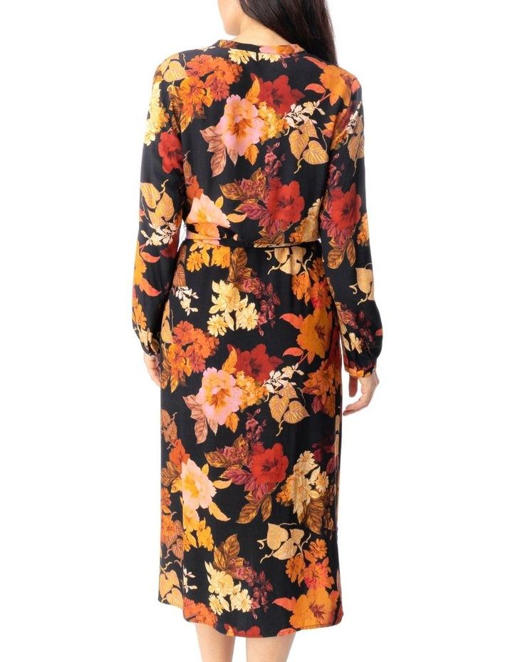 Rustic Floral Dress image 4