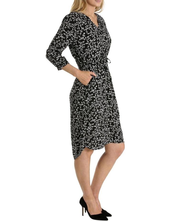 Mono Tie Waist Dress image 2