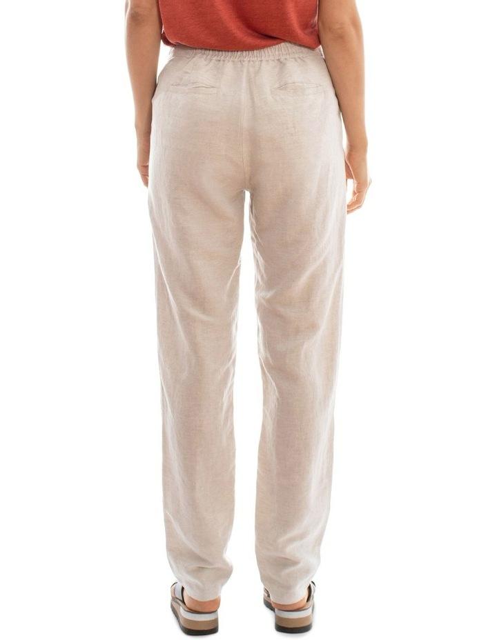 Full Length Melange Pant image 3