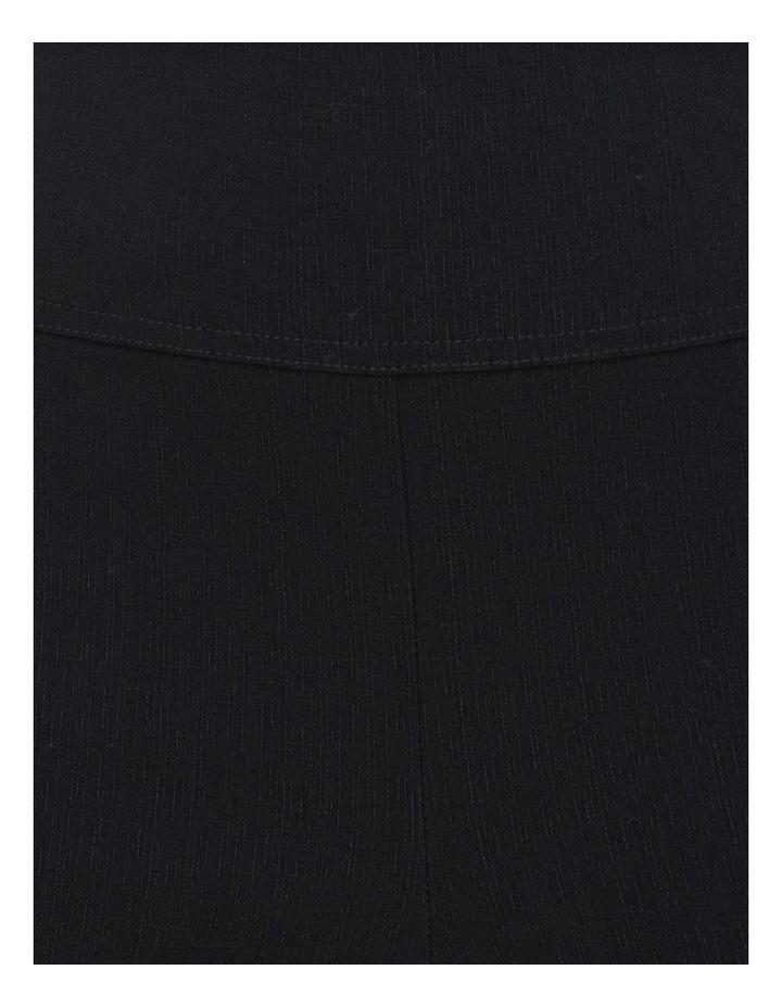 7/8 Textured Bengaline Pant image 4