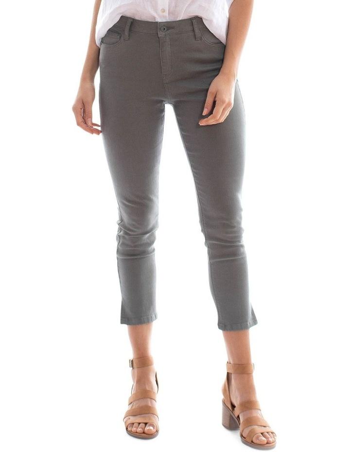 7/8 Khaki Jean image 1