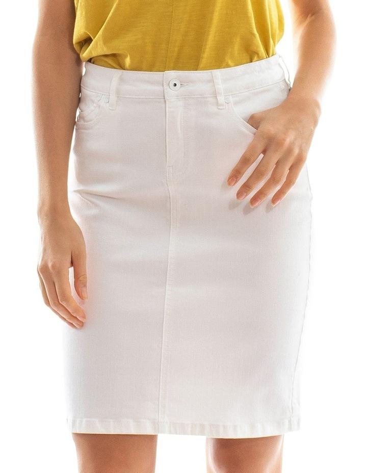 Classic Denim Skirt image 1