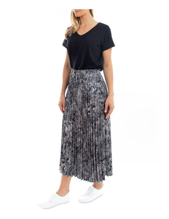 Python Pleated Skirt image 2