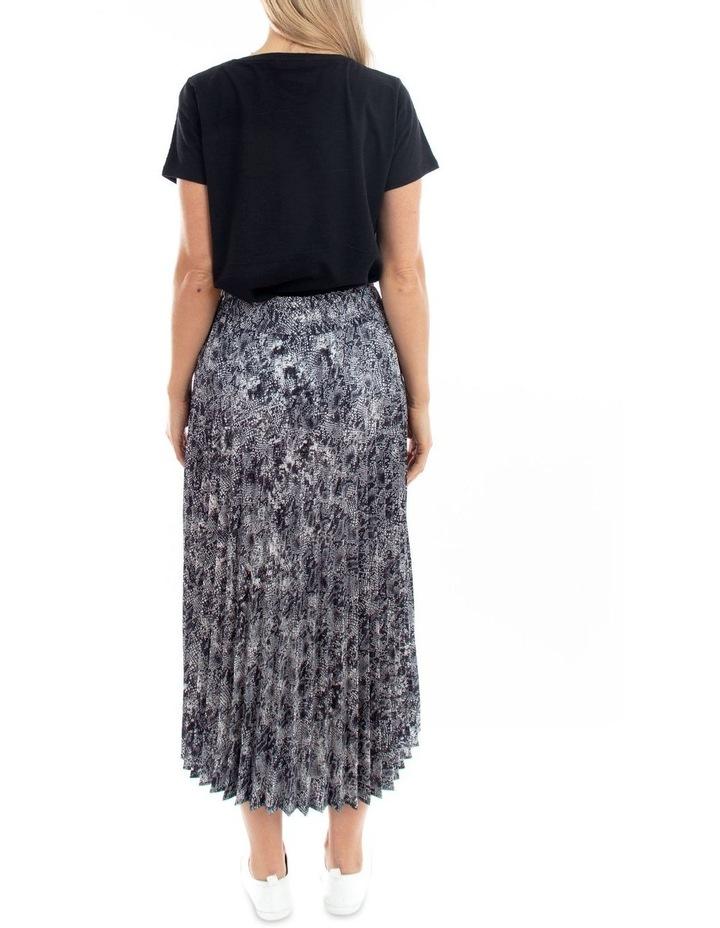 Python Pleated Skirt image 3
