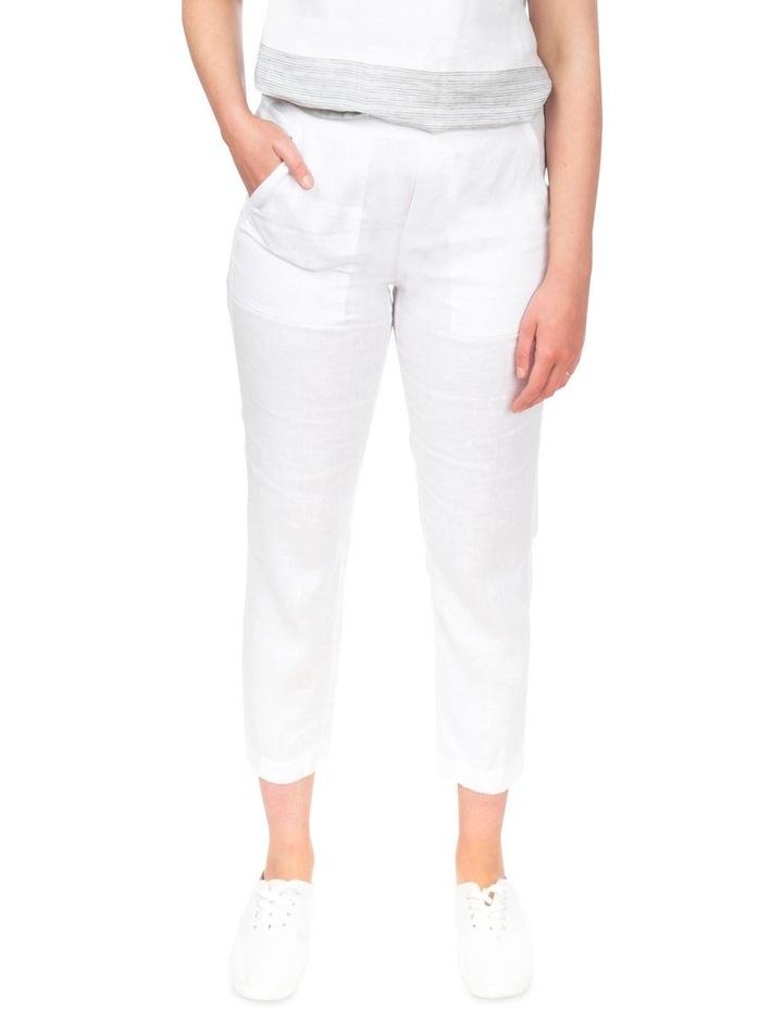 7/8 Core Linen Pant image 1