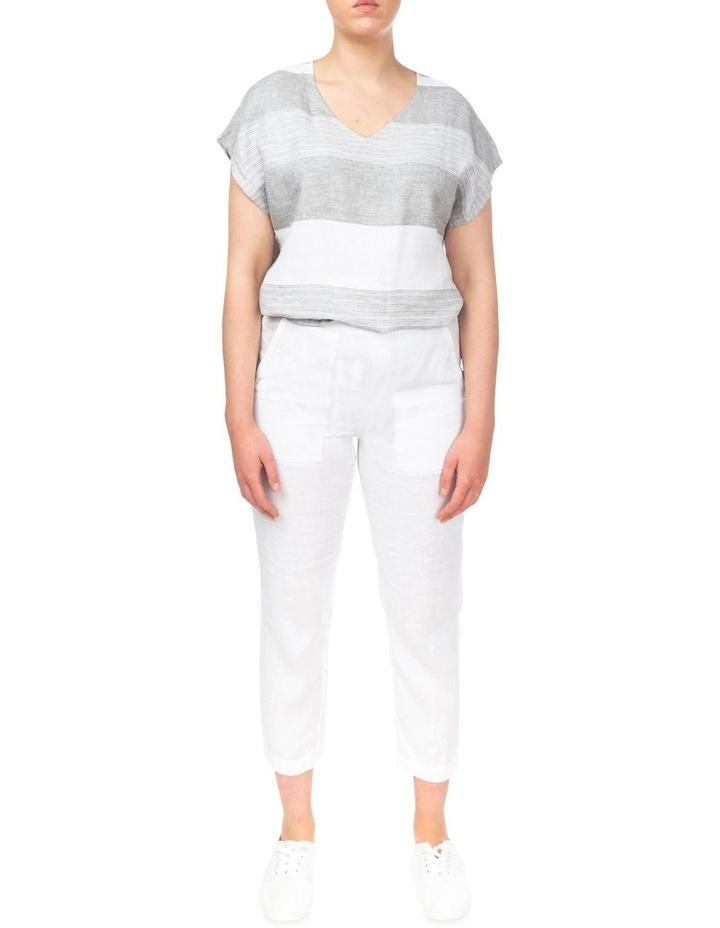 7/8 Core Linen Pant image 2