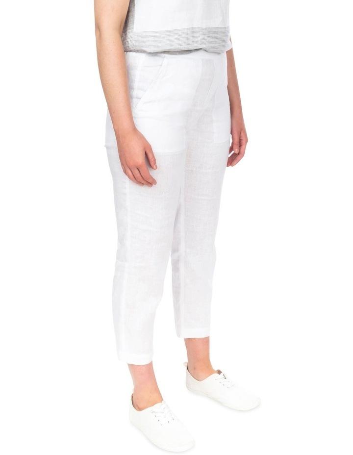 7/8 Core Linen Pant image 3