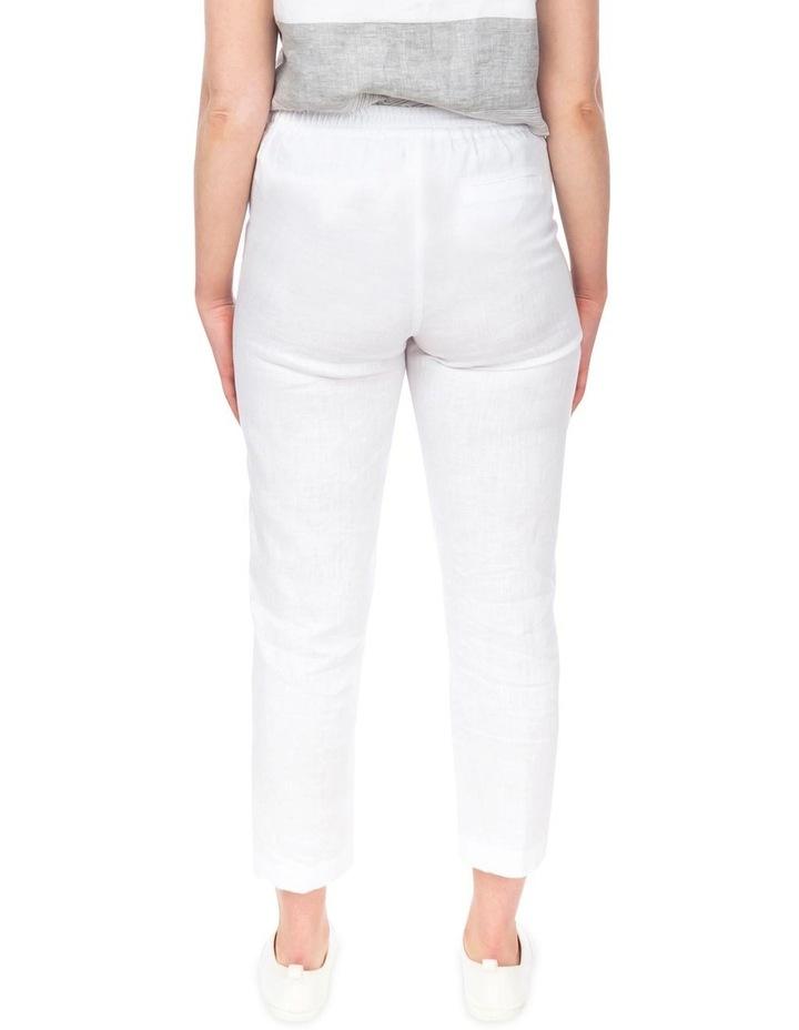 7/8 Core Linen Pant image 4