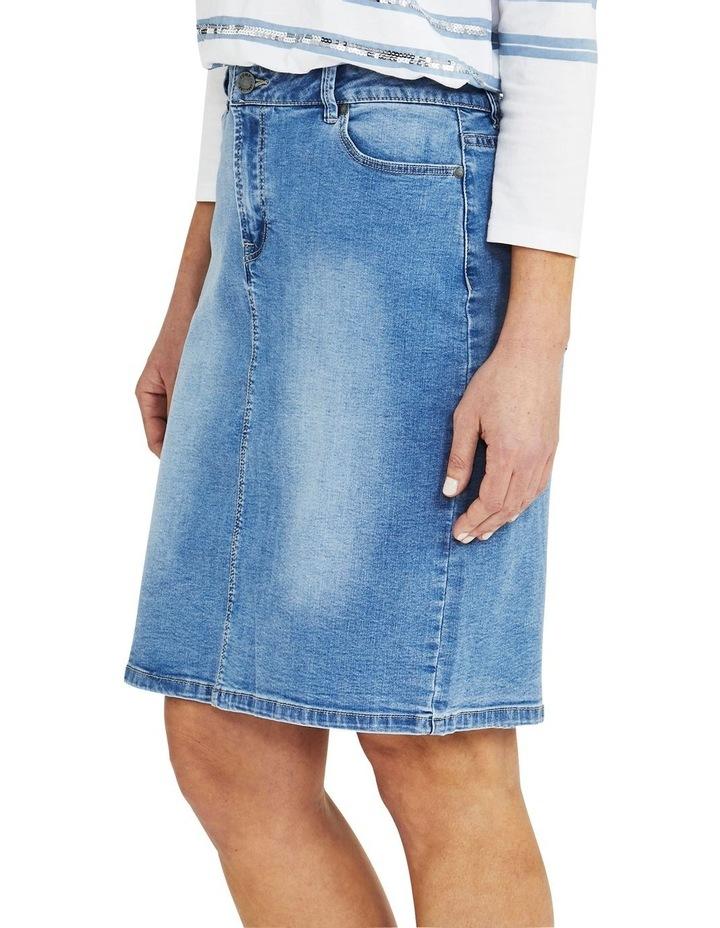 Denim Skirt image 3
