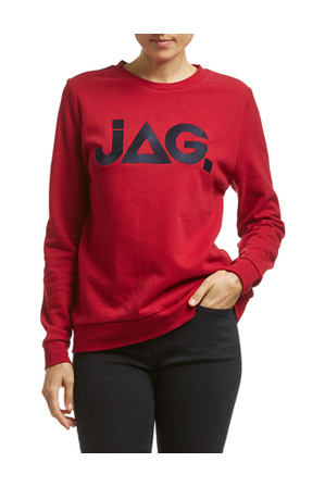 JAG - Embossed Sweat