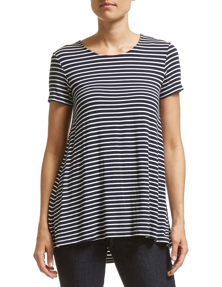 Stripe Swing Tee image 1