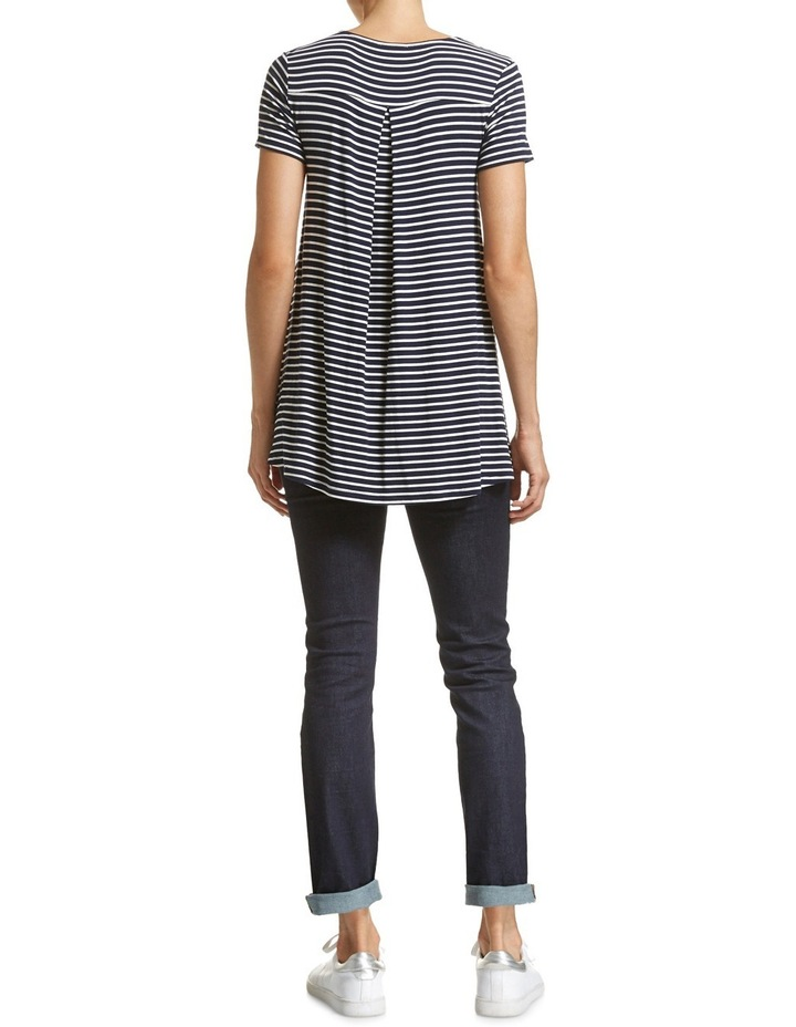Stripe Swing Tee image 2