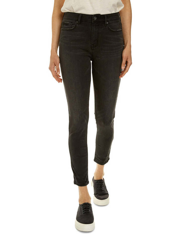 Rosie Cropped Skinny Jeans image 1