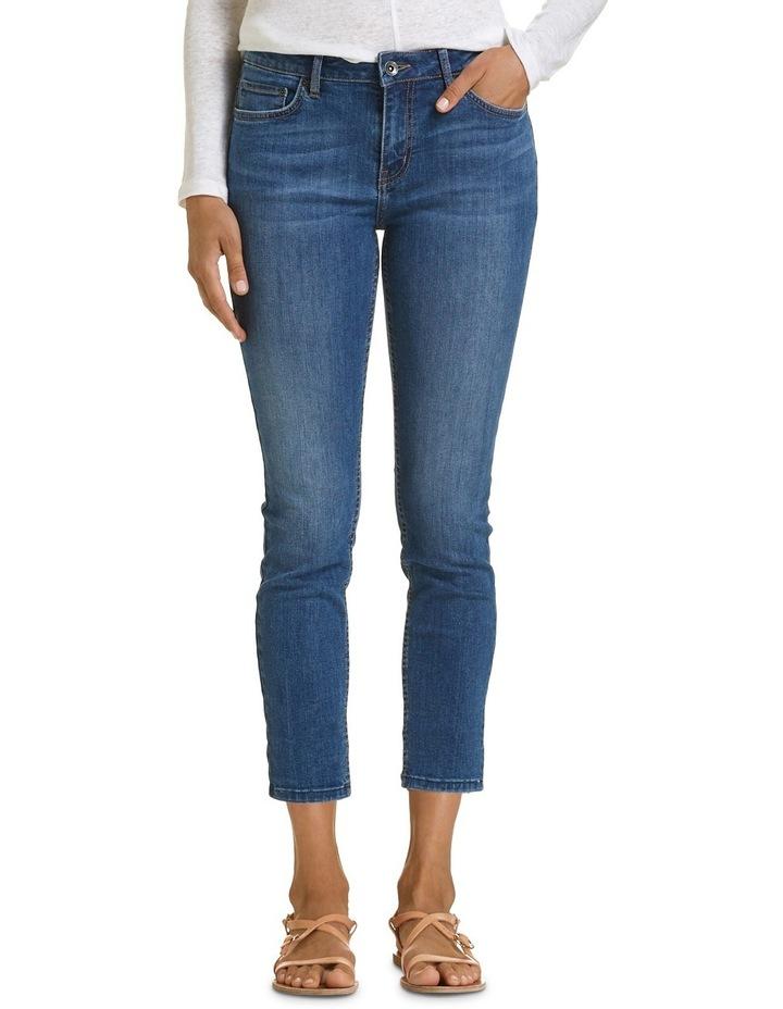Rosie High-Rise Skinny Crop Jean image 1