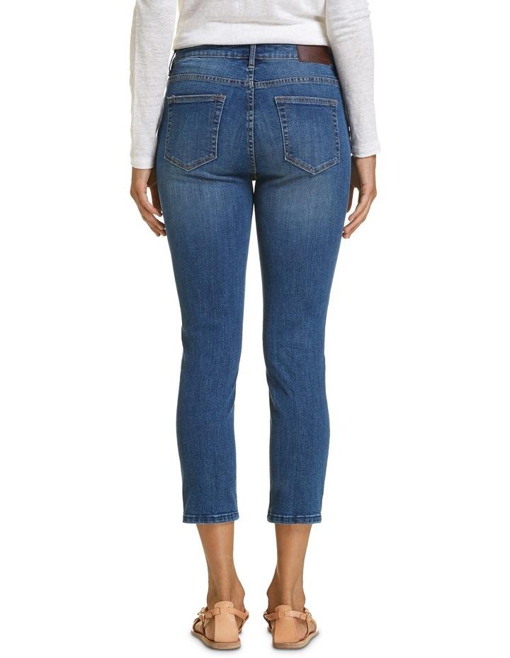 Rosie High-Rise Skinny Crop Jean image 3