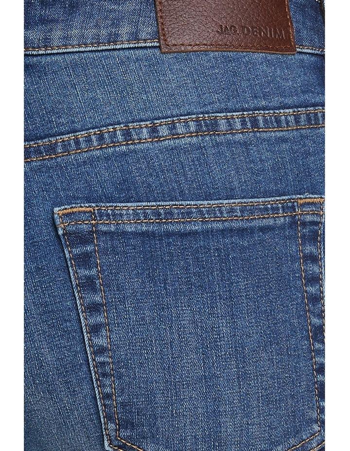 Rosie High-Rise Skinny Crop Jean image 4