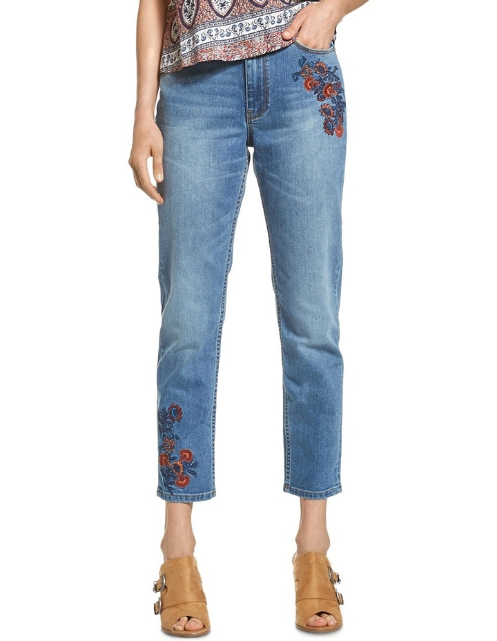 Sophie Embroided Authentic Jean image 1