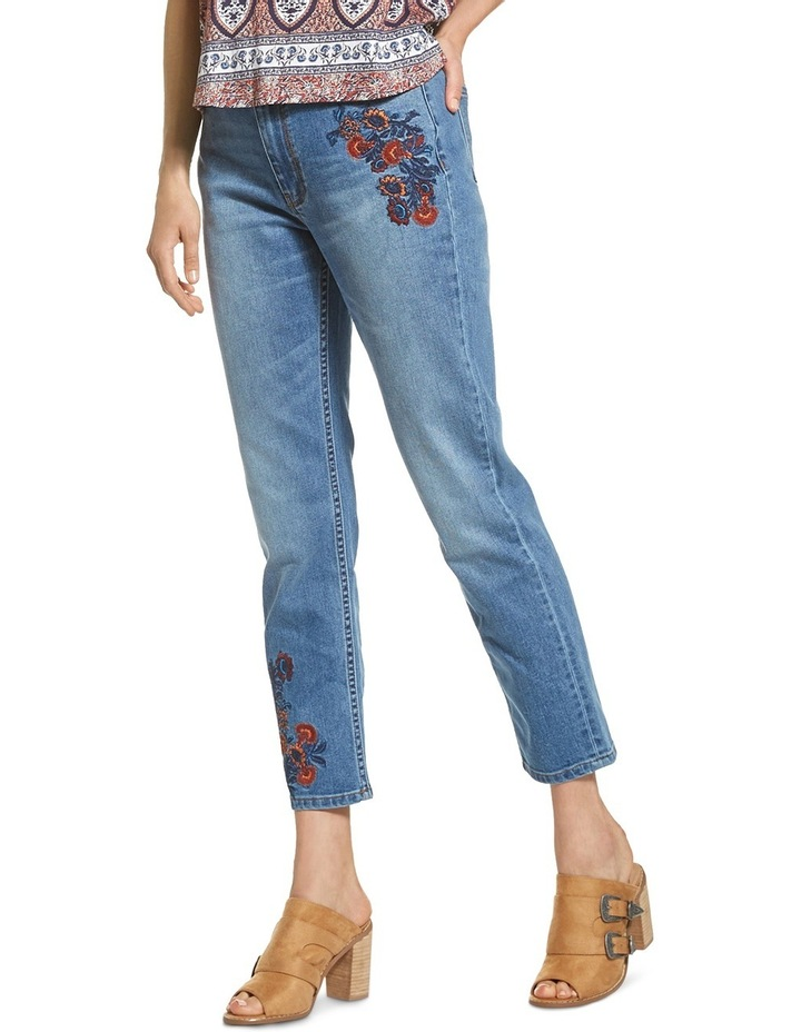 Sophie Embroided Authentic Jean image 2