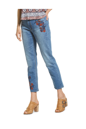 JAG - Sophie Embroided Authentic Jean
