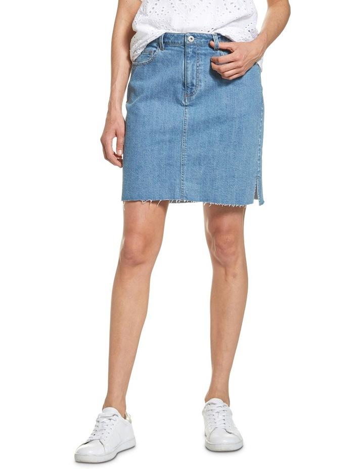 Lizzie Denim Skirt image 1