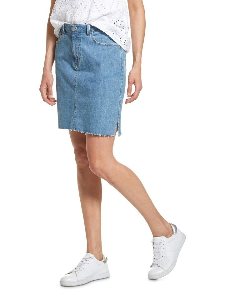 Lizzie Denim Skirt image 2