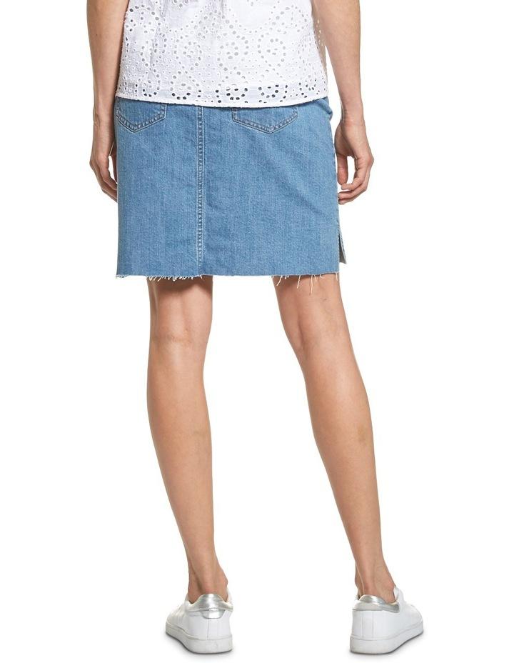 Lizzie Denim Skirt image 3
