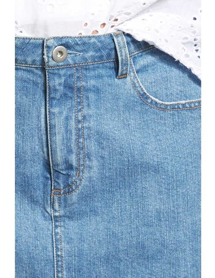 Lizzie Denim Skirt image 4