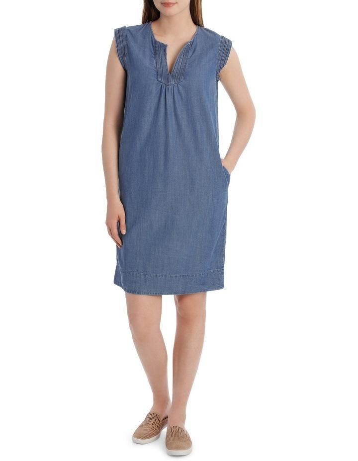 Tia Denim Dress image 1