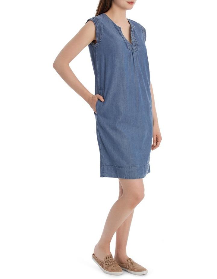 Tia Denim Dress image 2